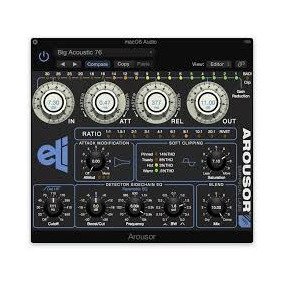 Empirical Labs Distressor Vst,aax .64 Bits P/ Windows