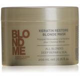 Schwarzkopf Professional - Blondme Keratin Restore Blonde Ma