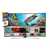 Samsung Smart Tv 55mu6300 Curvo 4k Uhd.