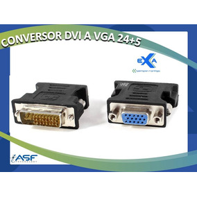 Convertidor Dvi A Vga 24 + 5 Exa Asftechnology