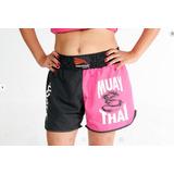 Short Muay Thai Feminino Progne