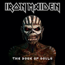Cd Iron Maiden - The Book Of Souls - 2 Cds - 2015 (989284)