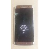 Samsung S7 Edge Pantalla Rota Funciona Perfecto !! Plata