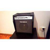 Amplificador De Guitarra Wenstone Ge-20 20 Watts