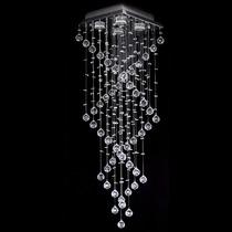 Lustre De Cristal Original Escada 28x28x90cm - Jp/aomori/28