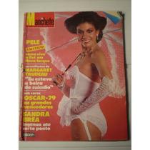Revista Manchete Nº 1409 Abril De 1979 Sandra Brea