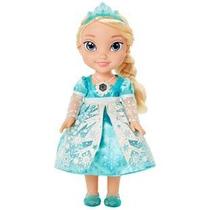 Muñeca Frozen Elsa, Anna 34cm Canta Habla Vestido Magico!!