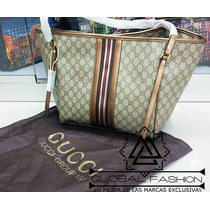 Cartera Tipo Cesta Gucci Con Bello Monedero Incluido 2017!