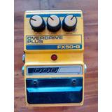 Pedal Dod Overdrive Plus Fx50-b