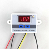 Controlador De Temperatura Termostato Incubadora O Acuarios