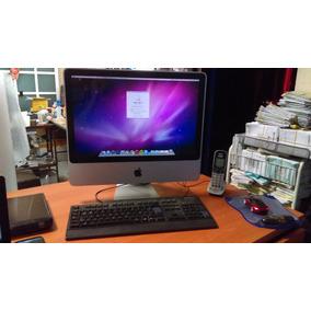 Vendo O Cambio Apple Imac Mid 2007 20 Dual Core 2 Ghz 250 Gb
