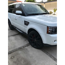 Land Rover Range Rover Sport 5p Supercharged V8/5.0/t Aut 2