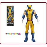 Wolverine X-men - Hasbro Marvel! 30cm