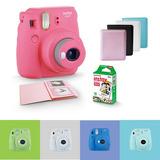 Camara Fuji Instax Mini 9 Con Regalos Varios Colores