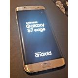 Celular Samsung S7 Edge Verizon Usado Excelente Estado Barat