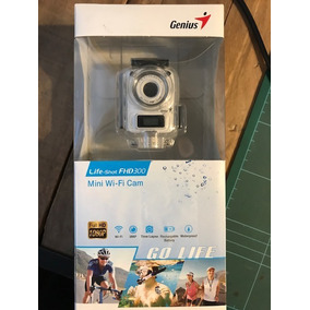 Cámara Genius Life Shot Fhd300 Wifi Cam Mini