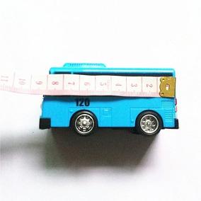 Set De 4 Carros De Tayo El Pequeño Autobus!!