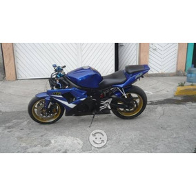 Zx6 Zx10 Cbr 600 Yamaha R6 R1 Caidas Chocada
