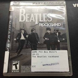 The Beatles Rock Band Ps3 Seminuevo En Igamers