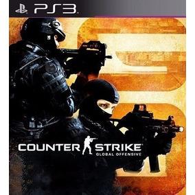 Counter Strike Cs Go Global Offensive Ps3 Psn Mídia Digital