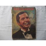 Revista Radiolandia Nº588 Año 1939 Poster De Gardel