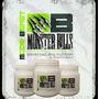 Monsterbully Proteina Para Perros Pitbulls 3 Pack