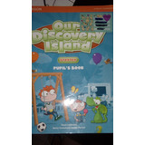 Libro Ingles Our Discovery Island Starter Pupils Book