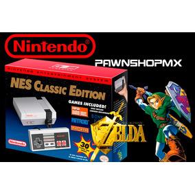 Nintendo Nes Classic Edition Mini-nes 30 Juegos Gratis Sara