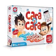 Jogo De Tabuleiro Kids Cara A Cara Original Estrela Com App