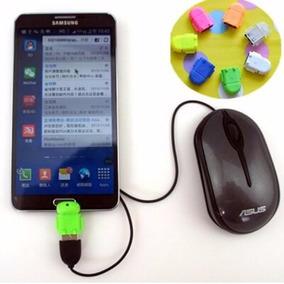 Adaptador Otg Android De Figura Smartphone Tablet Msi Oferta