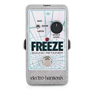Pedal Electro Harmonix Freeze Retainer  Com Nota Fiscal*
