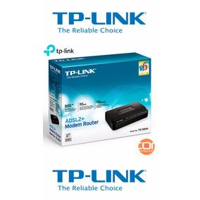 Modem Router Tp-link Adsl2+ Td- 8816 Para Cantv Compucom