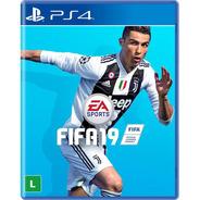 Juego Fisico Fifa 2019 Latino Ps4 Sony Playstation 4  Promo