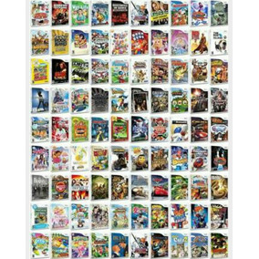 302 Jogos De Nintendo Wii Em Hd Externo 500gb