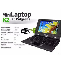 Tablet 7pulg Con Teclado Integrado