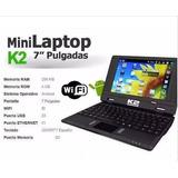 Mini Laptop Tablet 7 Pulgadas Android Nuevas Garantia