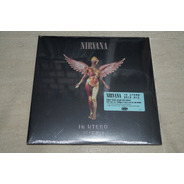 Nirvana In Utero Vinilo Rock Activity