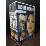 Dvd A Mulher Bionica - Temporada Completa Dublado (16 Dvds)