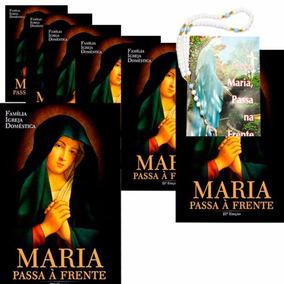Livro Maria Passa A Frente 10 Livros 21°edição