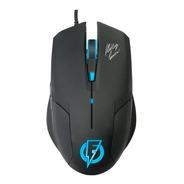 Mouse Gamer Stream Flakes Power  C/ 6 Botões 5g 7 Cores