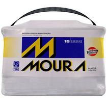 Bateria Moura Inteligente De 60 Amperes M60ge Obs: Troca