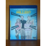 Quien Son Los Miller Película Blu-ray Nueva Con Menú Cambio
