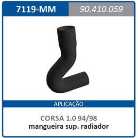 Mangueira Superior Radiador Corsa 1.0 94/98 90410059