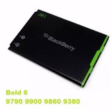 Bateria Blackberry Bold 5 Y 6 Modelo Jm 1