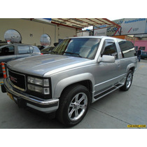 Chevrolet Grand Blazer 5.7 At 5700cc 4x4