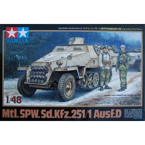 Sdkfz 251 Tamiya 1/48 Kit 32564 1800