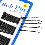 Gancho Para Cabello Bob Pin X Carton De 36pcs