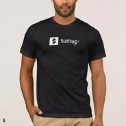 Camiseta Consultor Sumup Personalizada Todas Cores E Tamanho