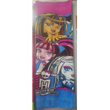 Manta Cobertor Infantil Monsterhigh Tam Casal Antialergica