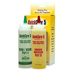 Sistema Tres 1000k14 Amber Quick Cure 5 Kit 1 Botella Pinta
